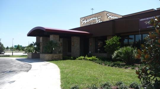 The Seasons 52 restaurant at the St. Johns Town Center.