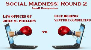 The Law Offices of John M. Phillips currently leads Blue Horizon Venture Consulting 4,012-1,479.