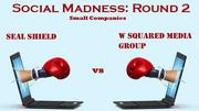 Seal Shield currently leads W Squared Media Group 3,711-1,467.