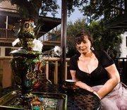 Margarita Abramov opened St. Augustine's Sara's Crepe Cafe in 2011.