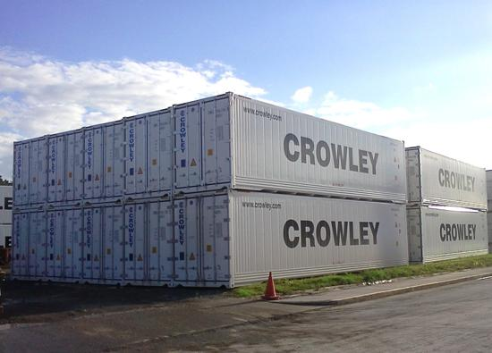 Crowley recently donated $10,000 towards scholarships to the University of Alaska Fairbanks.
