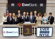 May 3: EverBank begins trading on the New York Stock Exchange.Read more on EverBank's IPO here.