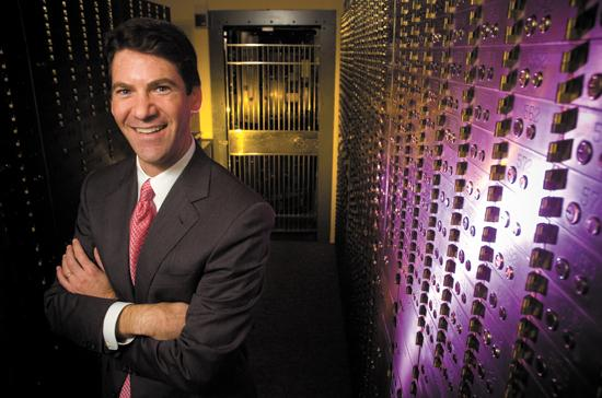 Jay Fant is chairman and CEO of First Guaranty Bank & Trust Company of Jacksonville.