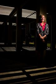 Shands Jacksonville Vice President of Human Resources Lesli Ward.