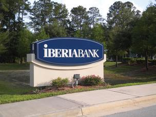 IberiaBank was among the most active banks for net closings in the last five quarters, with 19 — including three in Jacksonville.