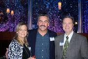 Randall Whitfield of Ash Properties (right) with Hand Duckworth of Duckworth Construction Co. (center).
