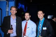Adam Rigel of Progress Home Buyers (right) with Nathan Rogero of Financial Design Associates (center) and Alex Himmelberg of Colo5.
