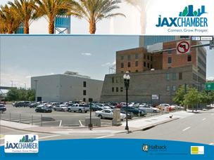 A before view of the Jax Chamber.