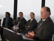 Jaguars team president Mark Lamping said the selection of Jacksonville to play in London was not done by accident.