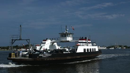 The St. Johns River Ferry will continue to run after Oct. 1 despite a lack of funding from the FDOT.