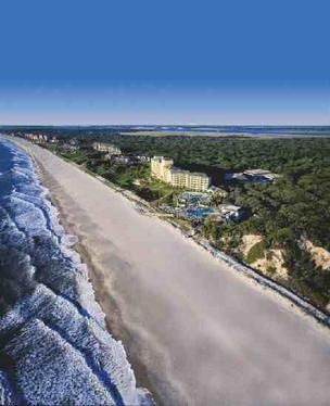 Tourism at Amelia Island was up in the second quarter.