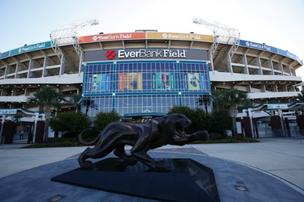 "The Jaguars ""bring credibility to our city,"" said Rep. Daniel Davis, R-Jacksonville, in arguing for the economic impact of the stadium that also may soon be fighting Atlanta as the future home of the annual University of Florida-University of Georgia foot"