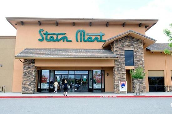 Jacksonville-based Stein Mart reported a slight sales growth in September.