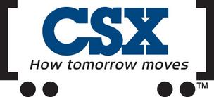 CSX is predicting its first quarter volume to be flat.