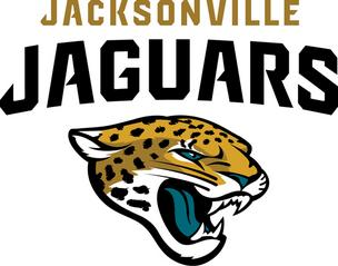 The new Jacksonville Jaguars logo.