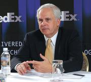 No. 2Fred Smith Chairman, president and CEO of FedEx Corp.$13,680,968