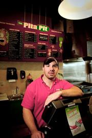 Daniel DeLeon, owner of The Pita Pit in Fleming Island, uses a rotation to schedule employee's time off during holidays and other special events.
