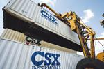 Business rebounds for railroads and port