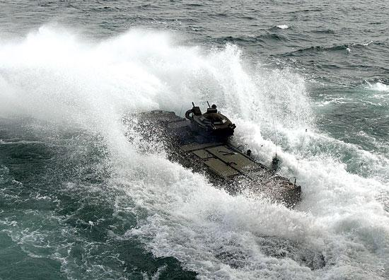 Amphibious assault ships are slated for fiscal 2015.