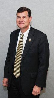 Michael Aubin, president, Wolfson Children's Hospital