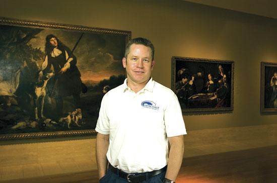 Cameron Gaskill is president of Suncoast Renovations & Designs Inc. His company's revenue grew by an annual average of 150.59 percent over the past three years.