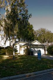 The property at 1353 Cove Landing Drive in Atlantic Beach was under contract for nine days.
