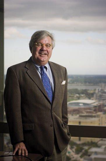 Steven Rosenbloom is president of Sheldrick, McGehee, & Kohler.