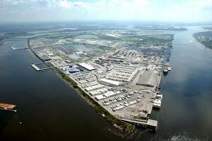 Jacksonville Port Authority is one of three U.S. Southern ports to receive a 2012 Quest for Quality award by Logistics Management magazine.