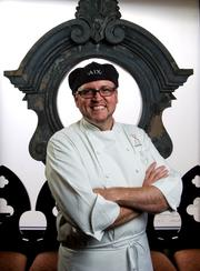 Bistro Aix executive chef Tom Gray opened shop in 1999.