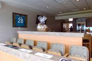 The skyboxes have been spruced up as part of the efforts made to attract fans.