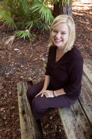 Courtney Taylor, 28, is the marketing and human resources manager at Environmental Services Inc. 92 percent of professionals Taylor's age in Florida think environmental initiatives are important.