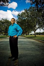 Eric Dieckmann, Managing director of BNI's Central and Northeast Florida regions
