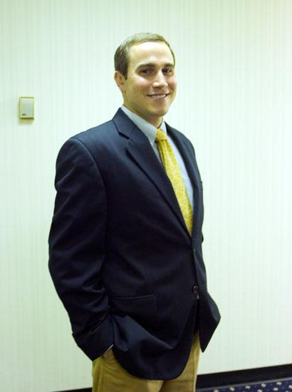Michael Fox Orr, 32, partner, Dawson   Orr and president, the Young Lawyers Section of The Jacksonville Bar Association.