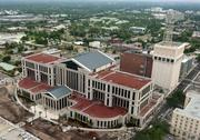 The construction of the new Duval County Courthouse has been an economic driver in the 36 months since the project broke ground in May 2009.