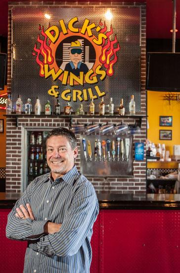 Richard Akam, formerly COO, is the new CEO of American Restaurant Concepts.