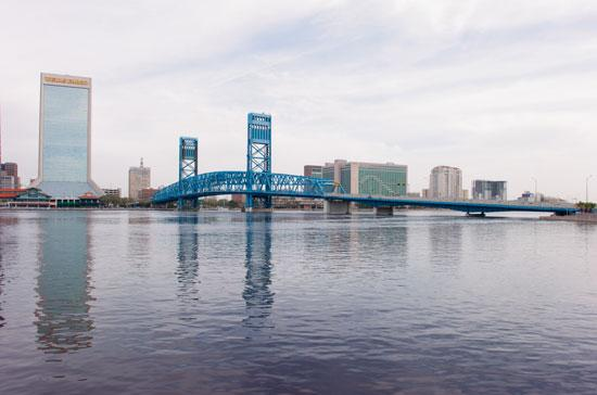 Jacksonville's economy has had the most improvement in the country in the last 12 months.