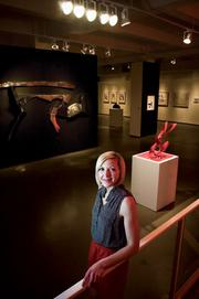 Susan Masucci at the Jacksonville Museum of Contemporary Art.Read the full story here.