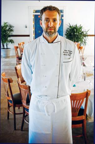 Casa Marina Executive Chef Aaron Webb