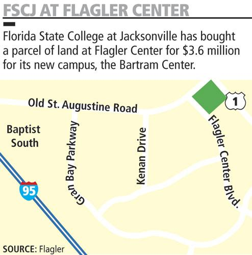 FSCJ plans south Duval County campus - Jacksonville Business Journal