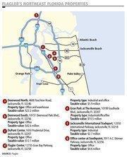 Flagler Property Map
