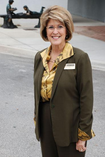 Deborah Gianoulis Heald recently became president and CEO of the Schultz Center for Teaching and Leadership.
