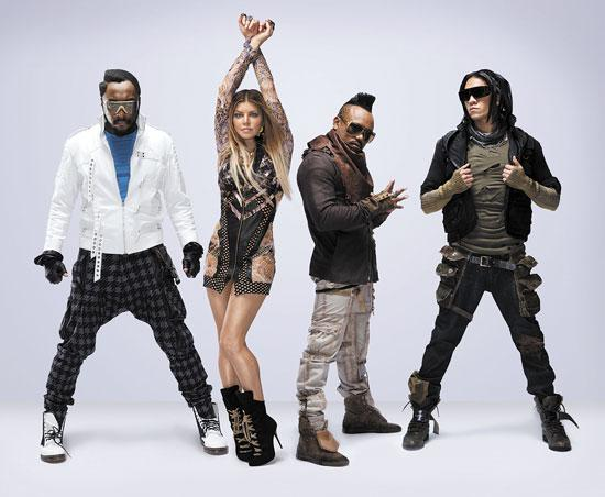 The Black Eyed Peas are one of many groups and artists whose music Gainesville-based Grooveshark streams online.