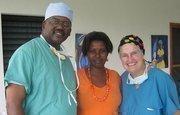 Sandra Logue (far right), St. Boniface Haiti FoundationAward: Lifetime AchievementRead the profile here.