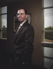 Randy Chesak, Hancock Bank's Jacksonville market president