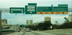 Following an exodus of executives from several key positions, the majority of Jacksonville's most prominent leaders are upbeat on the transition, viewing it as an opportunity to import fresh perspectives.