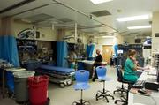 UF Shands' trauma center had $975,000 cut from its budget to save money.