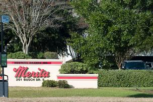 Hostess' Jacksonville Merita bakery.  The company sold the Merita bread brand to Flowers Foods.