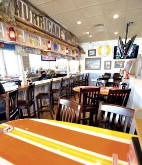 Hurricane Grill and Wings plans to open in Elkton early next year.