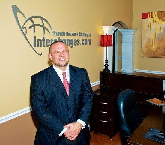 Interchanges.com CEO Chris Patterson said it's time to scale up.