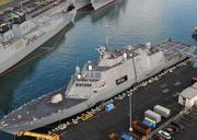 Eight littoral combat ships are expected to arrive at Mayport Naval Station starting in fiscal 2016.